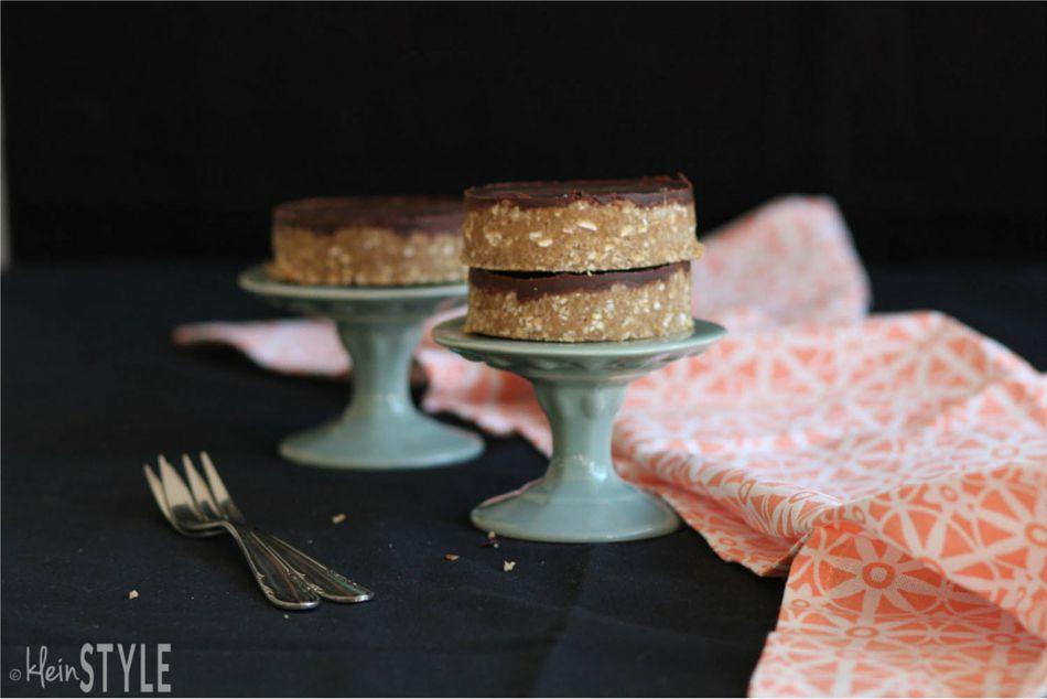 peanut choco mini cakes pic ©kleinstyle.com