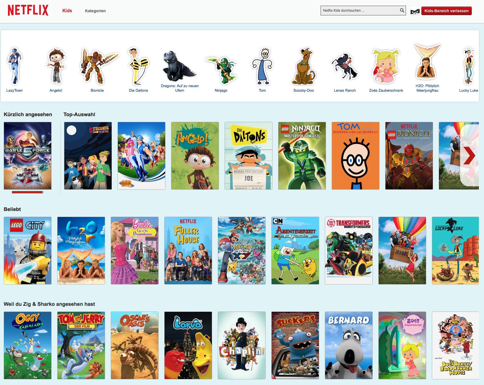Gedanken zur Bildschirmzeit : Wie Netflix uns vom Fernsehprogramm befreite!