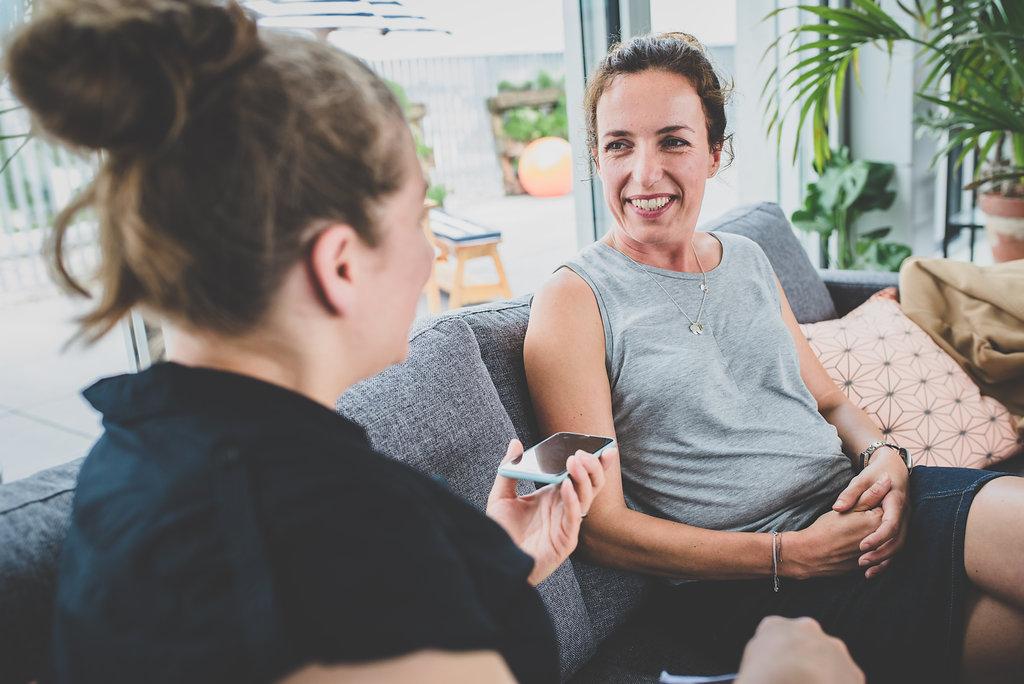 Familienalltag meistern : Ulrike Beck über Arbeit, Familie und die Dinge dazwischen {inkl. Tipps für jede Mama}