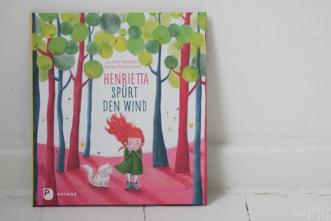 henrietta spuert den wind kinderbuch Patmos Verlag rezension by kleinstyle