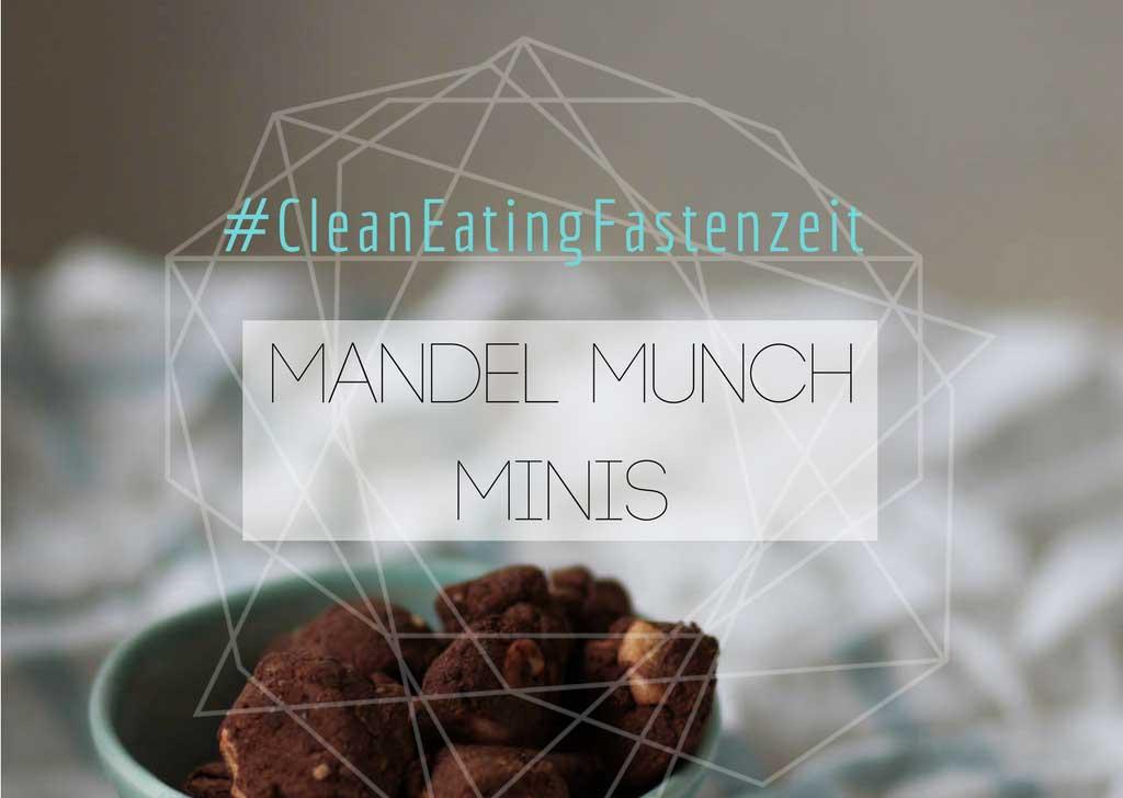 Food Love Friday : Mandel-Munch-Minis