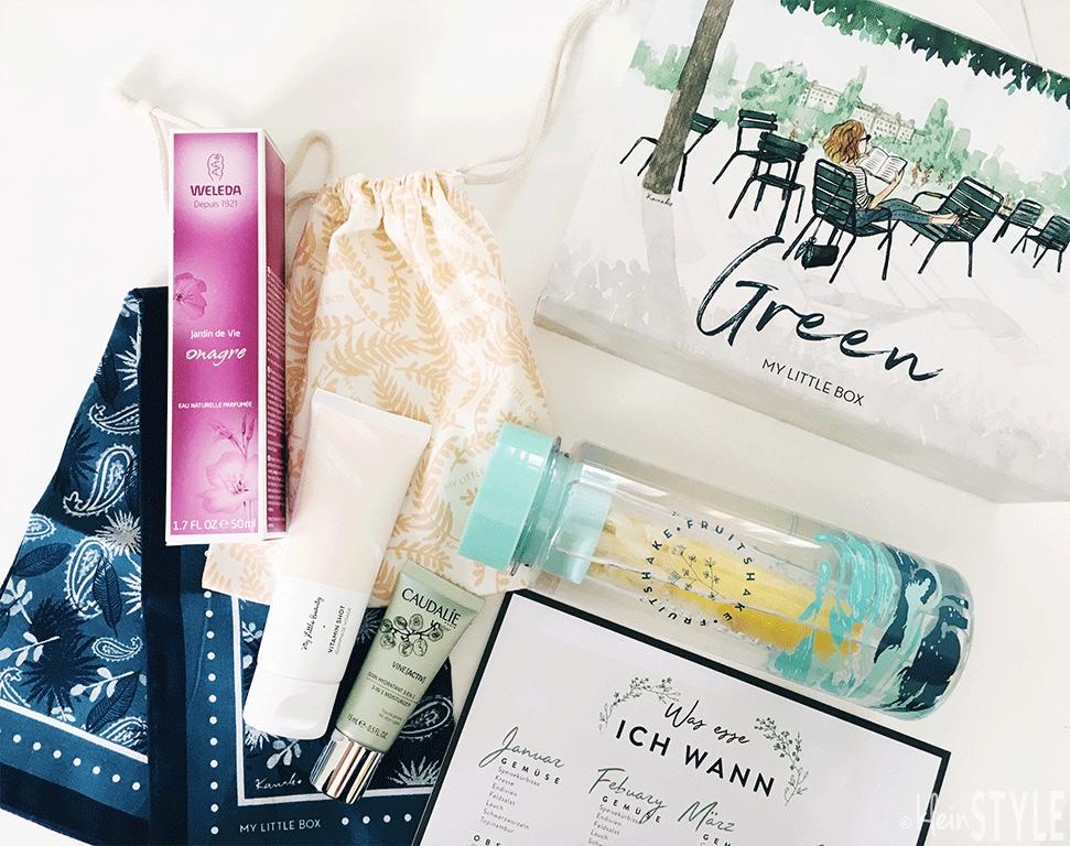 My Little Box : Verwöhnpaket für dich und deine Mutter {inkl. Geschenk-Code}