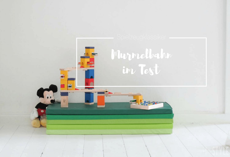 (Deutsch) Murmeln : ein Spielzeugklassiker {im Test}