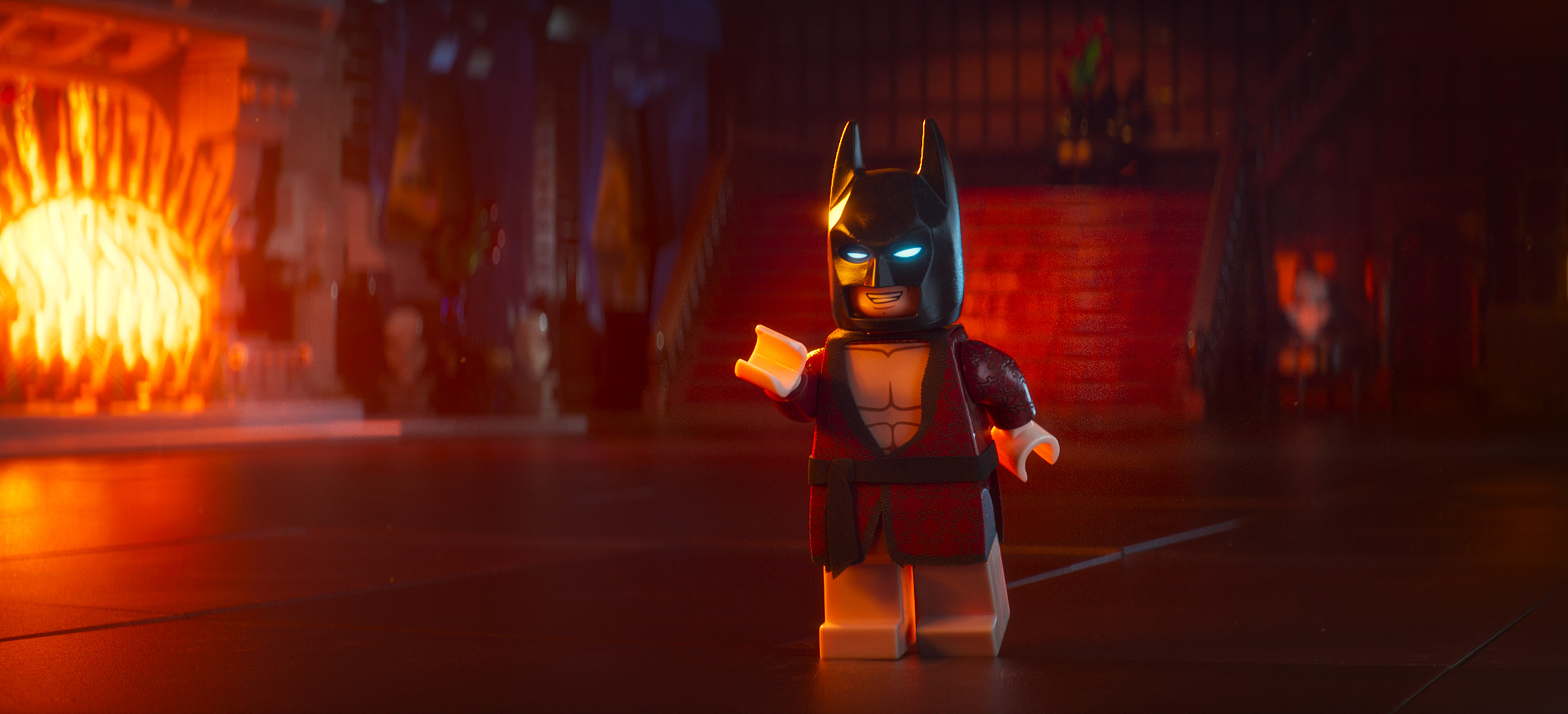 (Deutsch) The LEGO Batman Movie : fürs Heimkino {inklusive Verlosung}