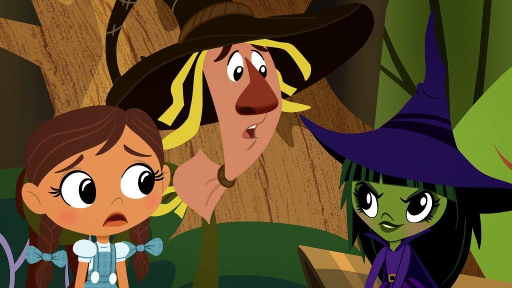 Dorothy and the Wizard of Oz Cartoon Kinder Serie auf BoomerangTV
