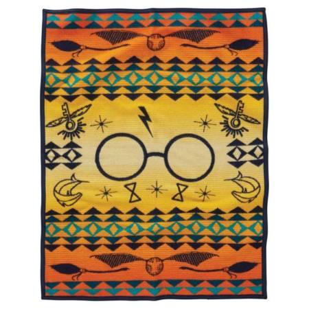 Harry Potter X Pendleton Baby Wolldecke Harry's Journey