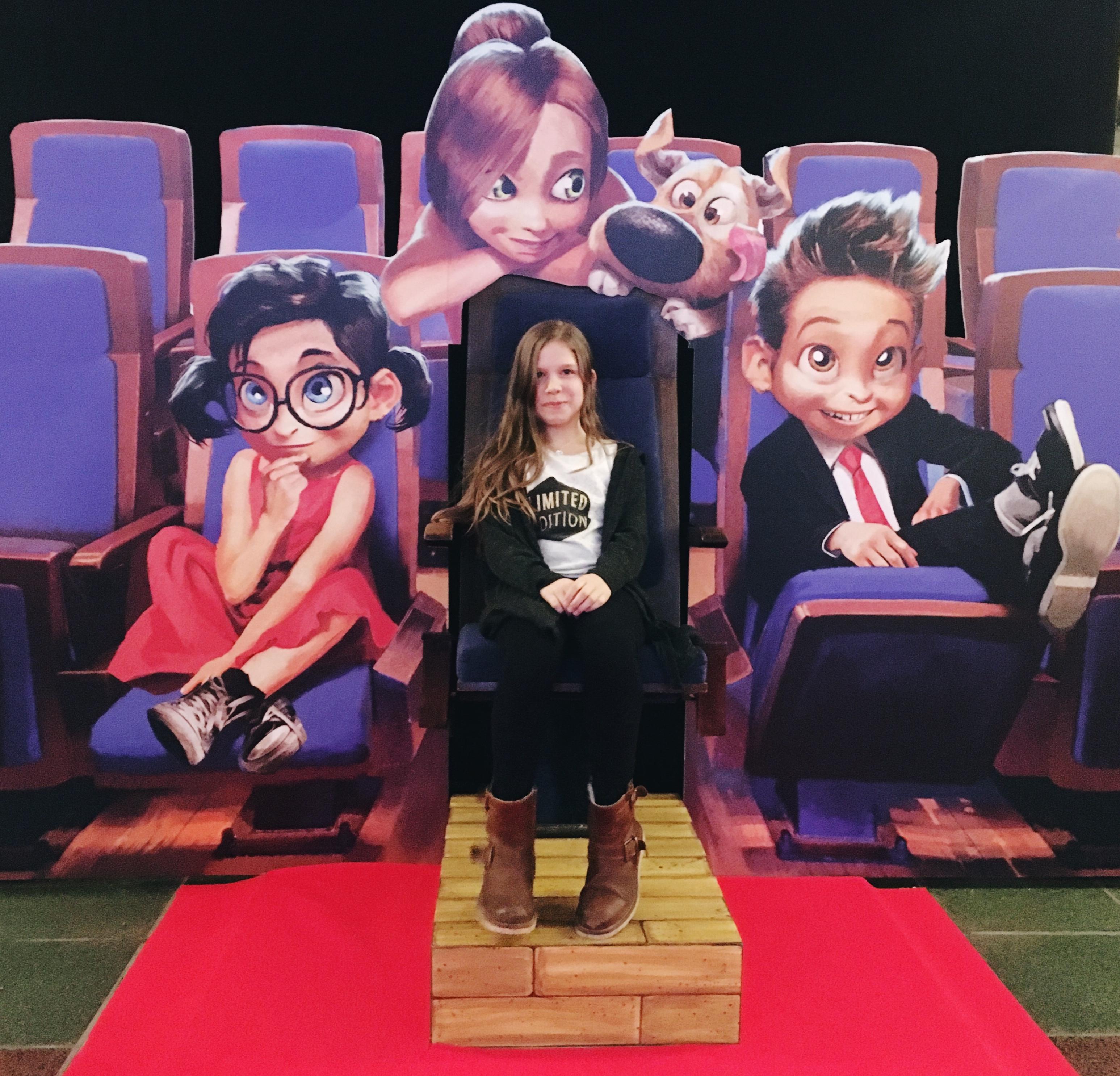 """Kindershow """"Spiel mit der Zeit"""" im Friedrichstadt-Palast Premiere by kleinSTYLE-com"""