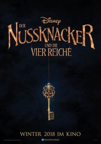 Disney - Der Nussknacker und die vier Reiche Filmplakat