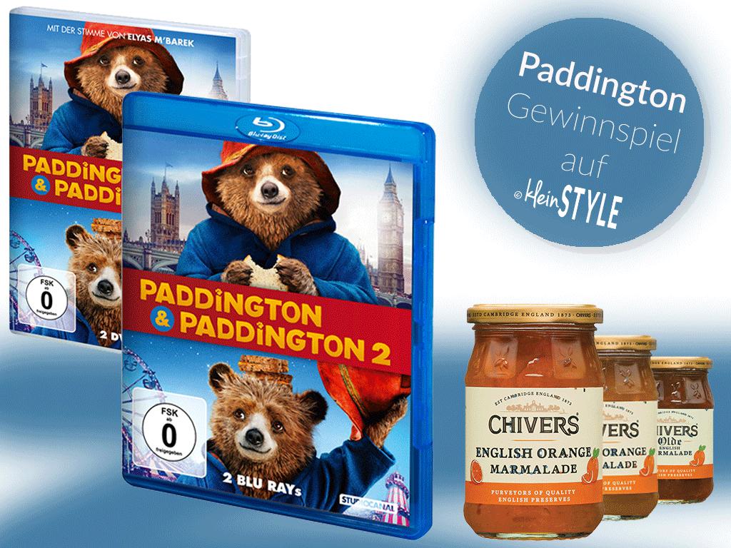 Paddington Gewinnspiel inkl Rezept auf kleinSTYLE.com
