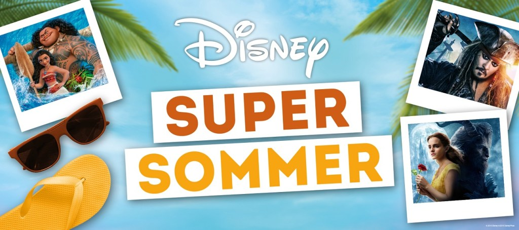 Disney Super Sommer Gewinnspiel auf kleinSTYLE
