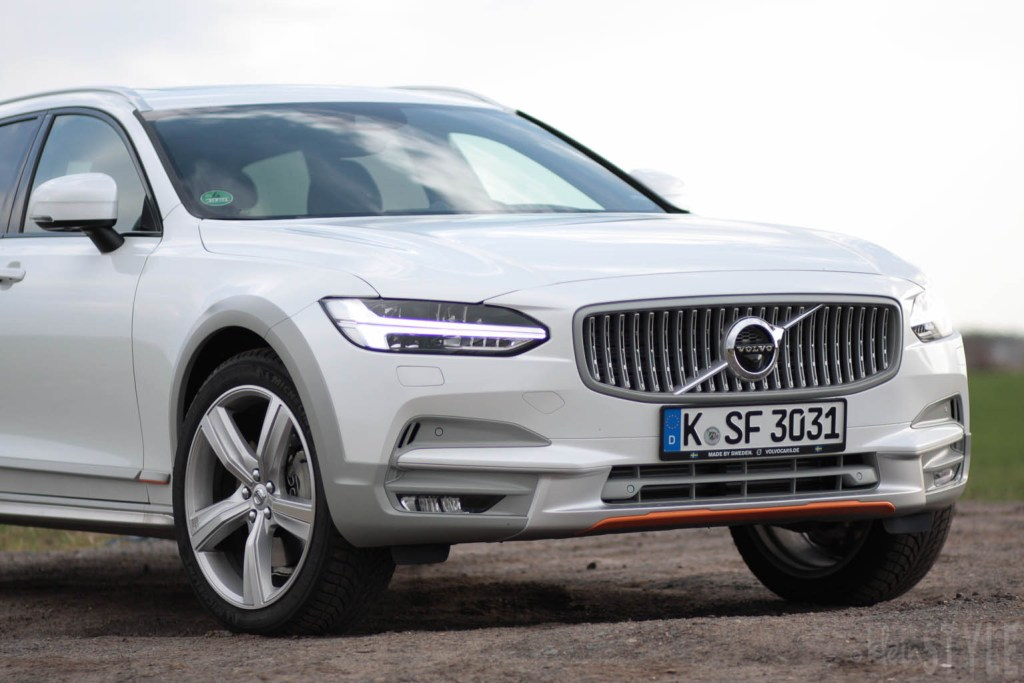 Volvo V90 Cross Country Ocean Race Familienauto zum Verlieben Erfahrungsbericht auf kleinSTYLE.com
