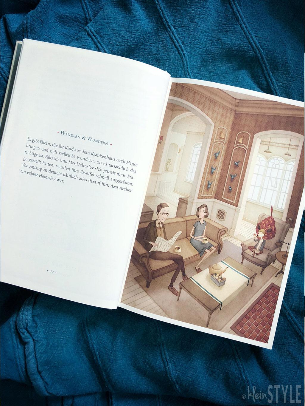 Buchtipp Leseempfehlung Kinderbuch Jugendbuch Abenteuer Roman Illustration Inhalt auf kleinSTYLE.com