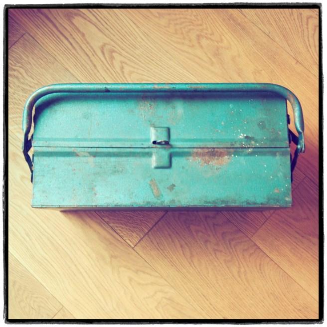 Der Werkzeugkoffer meiner Mutter