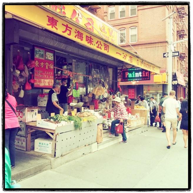 Chinatown - der schönere Teil