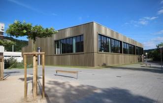 Dreifach-Turnhalle Beilngries - Prismanlochblech Dreifach-Turnhalle Beilngries - Prismanlochblech