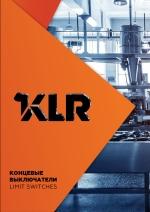 Каталог концевые выключатели KLR