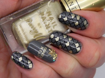 Barry M - Foil Effects Gold