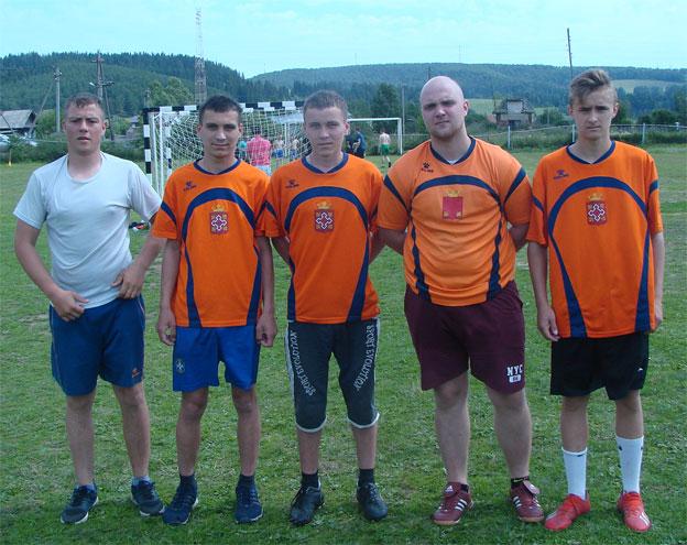 Открытое первенство по футболу в Кленовском сельском поселении 2019 года