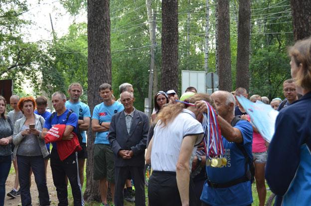 Пробег, посвященный памяти легендарного советского разведчика Николая Ивановича Кузнецова