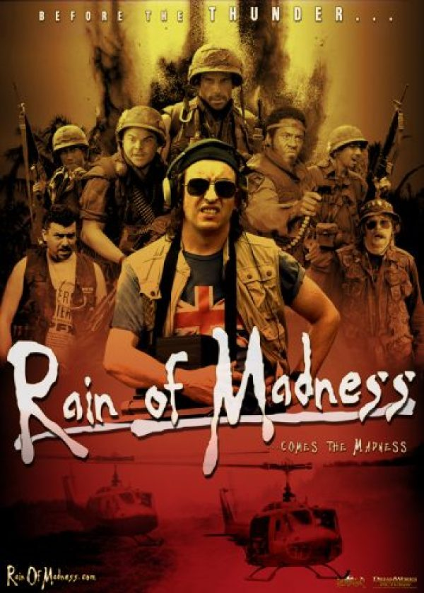Tropic Thunder Rain of Madness