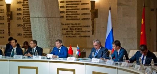Вопросы сотрудничества России и Китая решаются на сталинградской земле