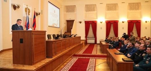 Андрей Бочаров: «Единой командой Волгоградской области — только вместе, только вперед»