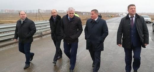 Андрей Бочаров: движение по мосту через Ахтубу будет запущено