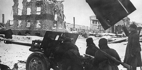 Этапы Сталинградской битвы - 16 января 1943