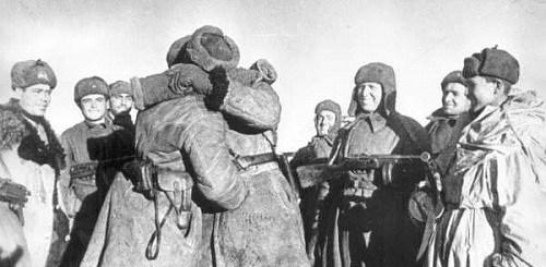 Этапы Сталинградской битвы - 15 января 1943