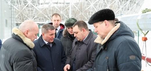 Андрей Бочаров: в Волгограде тренировочные площадки к ЧМ-2018 готовы