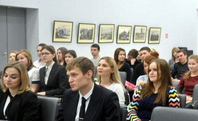 В Волгограде прошел форум для молодых и будущих избирателей