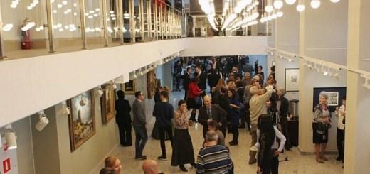 Более 20 тысяч жителей и гостей Волгоградской области посетили за год выставочный зал музея ИЗО