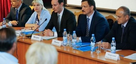 В Волгограде состоялось заседание экономического совета по вопросам развития АПК, малого и среднего бизнеса