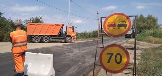 В Волгоградской области ремонтируют дорогу «Качалинская – Вертячий – Гумрак»