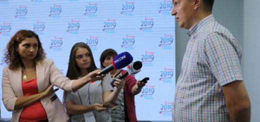 Проведению выборов в Волгоградской области помогают 900 волонтеров