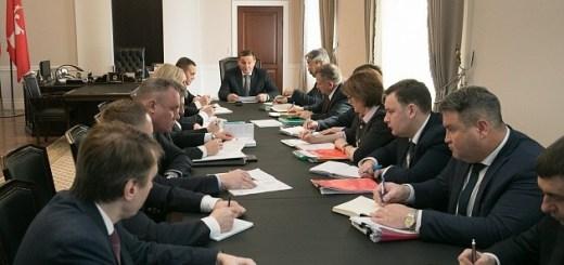Андрей Бочаров: «На территории Волгоградской области вводится режим повышенной готовности»