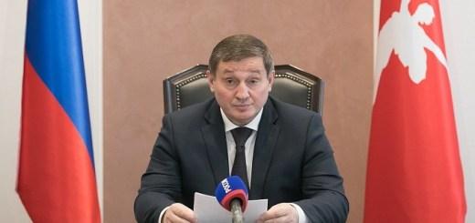 Андрей Бочаров: на территории Волгоградской области режим самоизоляции продлен до 30 апреля