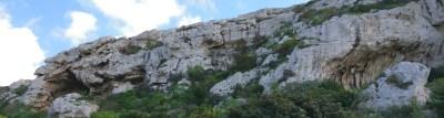 Klettergebiet Victoria Lines auf Malte