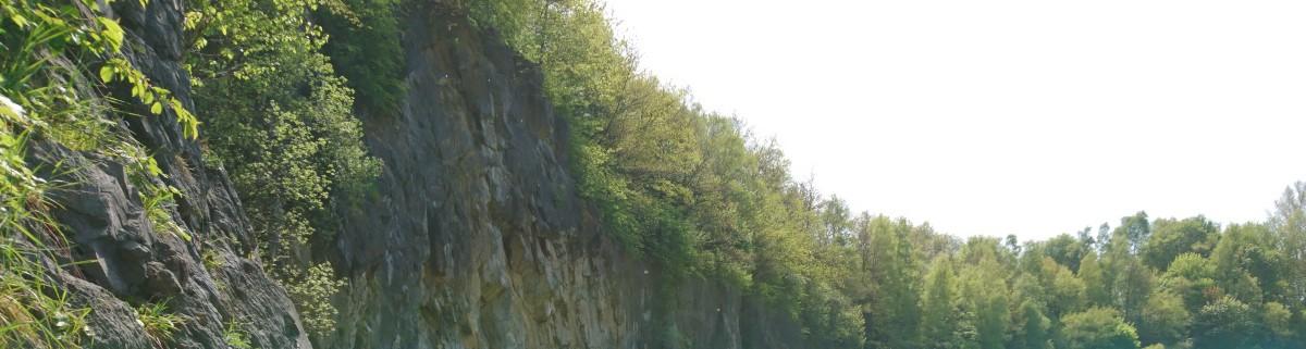 Klettergebiet Bochumer Bruch, Klettern