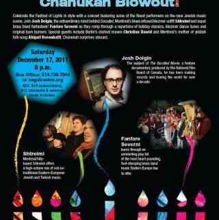 Chanukah Blowout