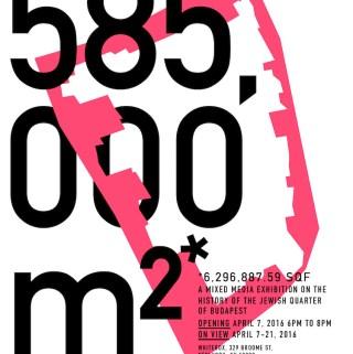 Exhibition: 585,000 m2