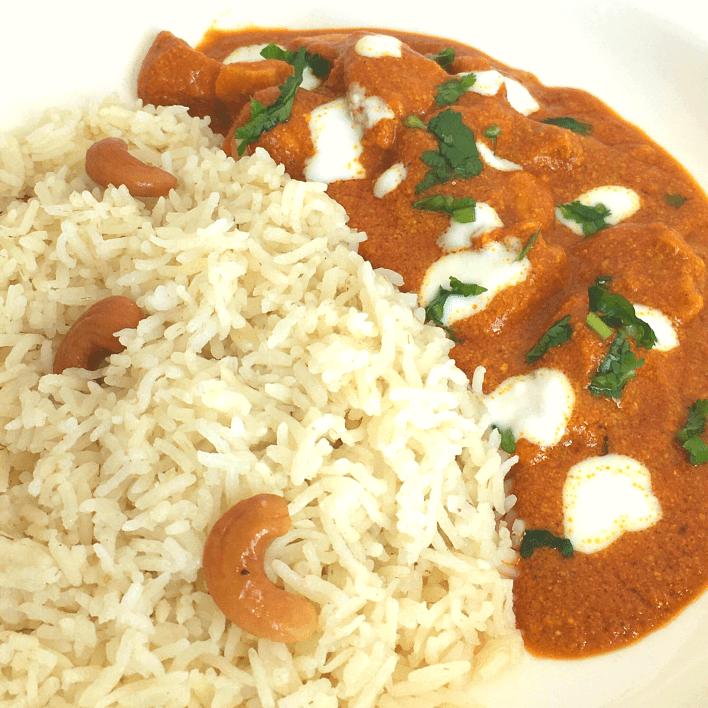 TikTok North India butter chicken recipe