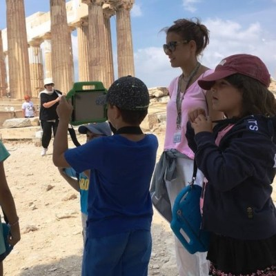 Percy Jackson Small Group Tour of the Acropolis and Acropolis Museum