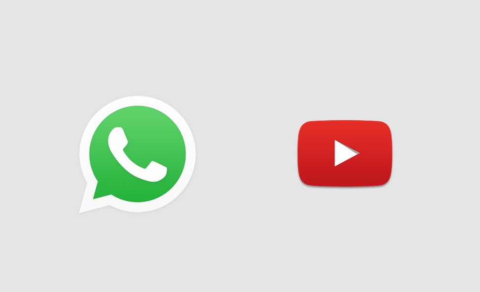 Image result for whatsapp in app youtube