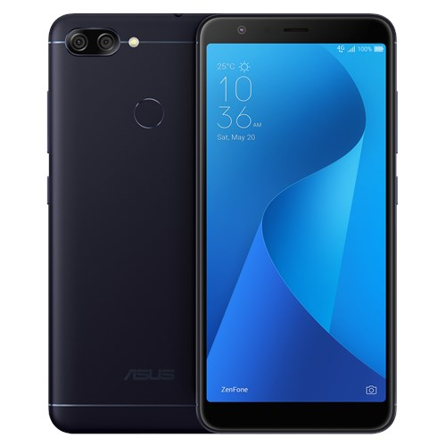 Asus ZenFone Max Plus (M1) with full screen display, dual cameras launched