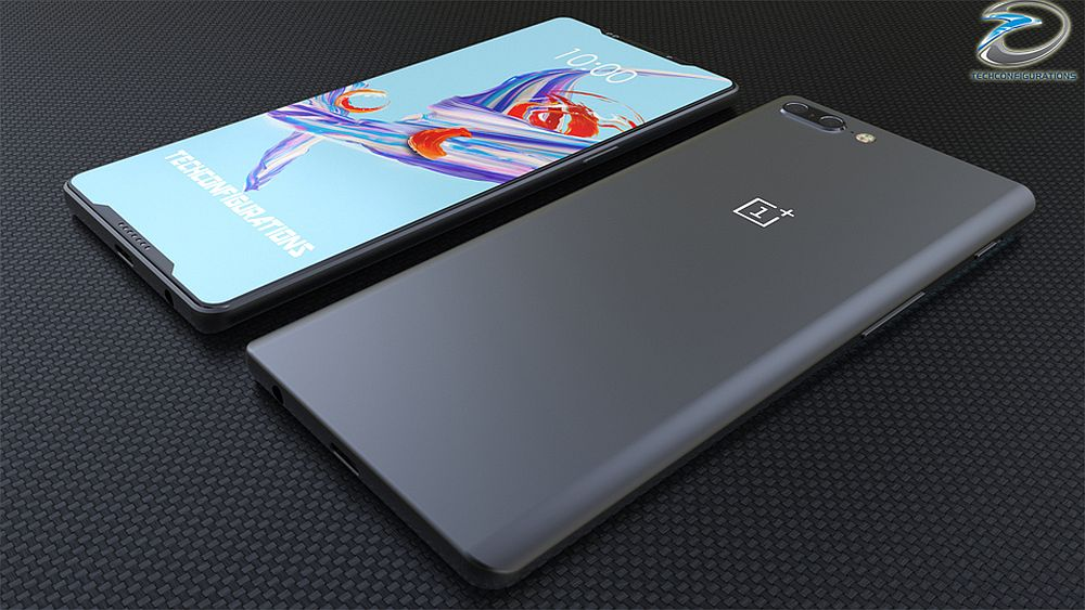 OnePlus 6 - Snapdragon 845 SoC, In-Screen Fingerprint Scanner and more