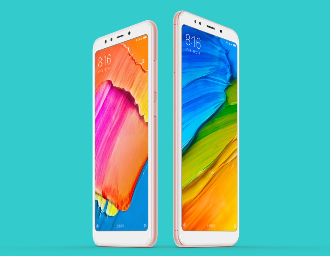What's new in Xiaomi Redmi 5 over Xiaomi Redmi 4?