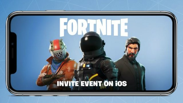 'Fortnite' Heading To Mobile: Sign-ups begin next week