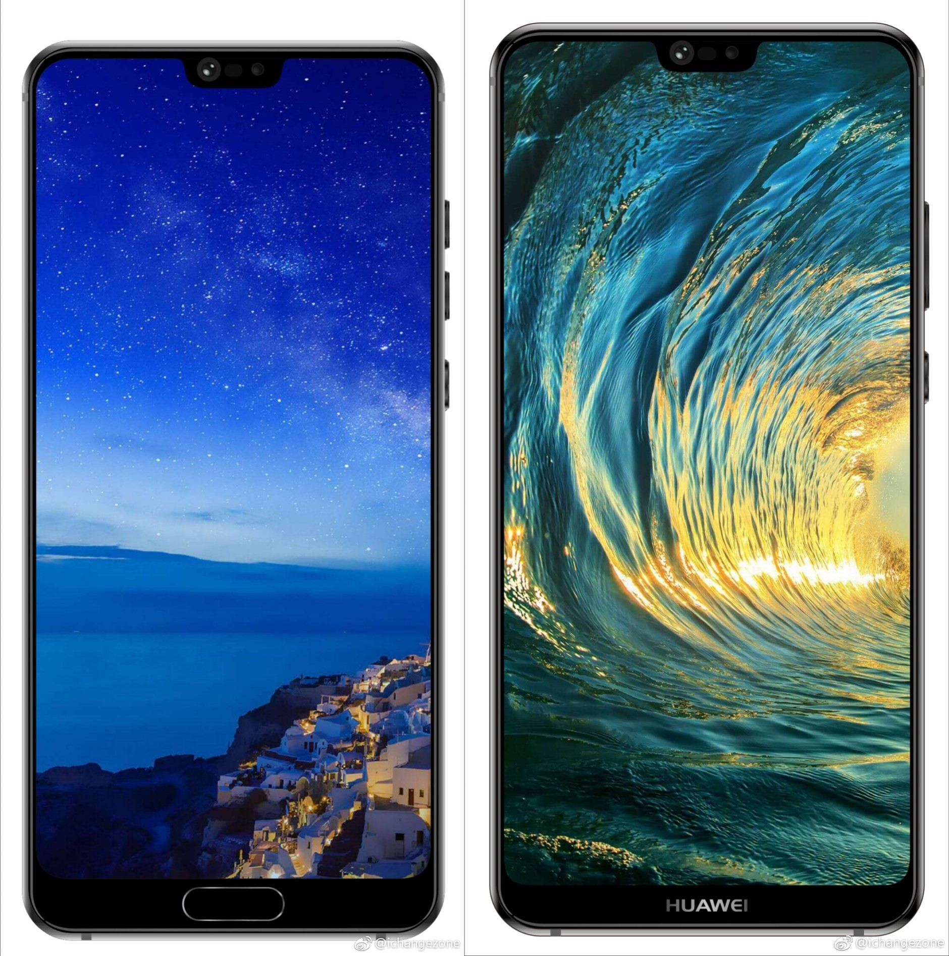 Vodafone Spain spills the beans about the Huawei P20 Lite
