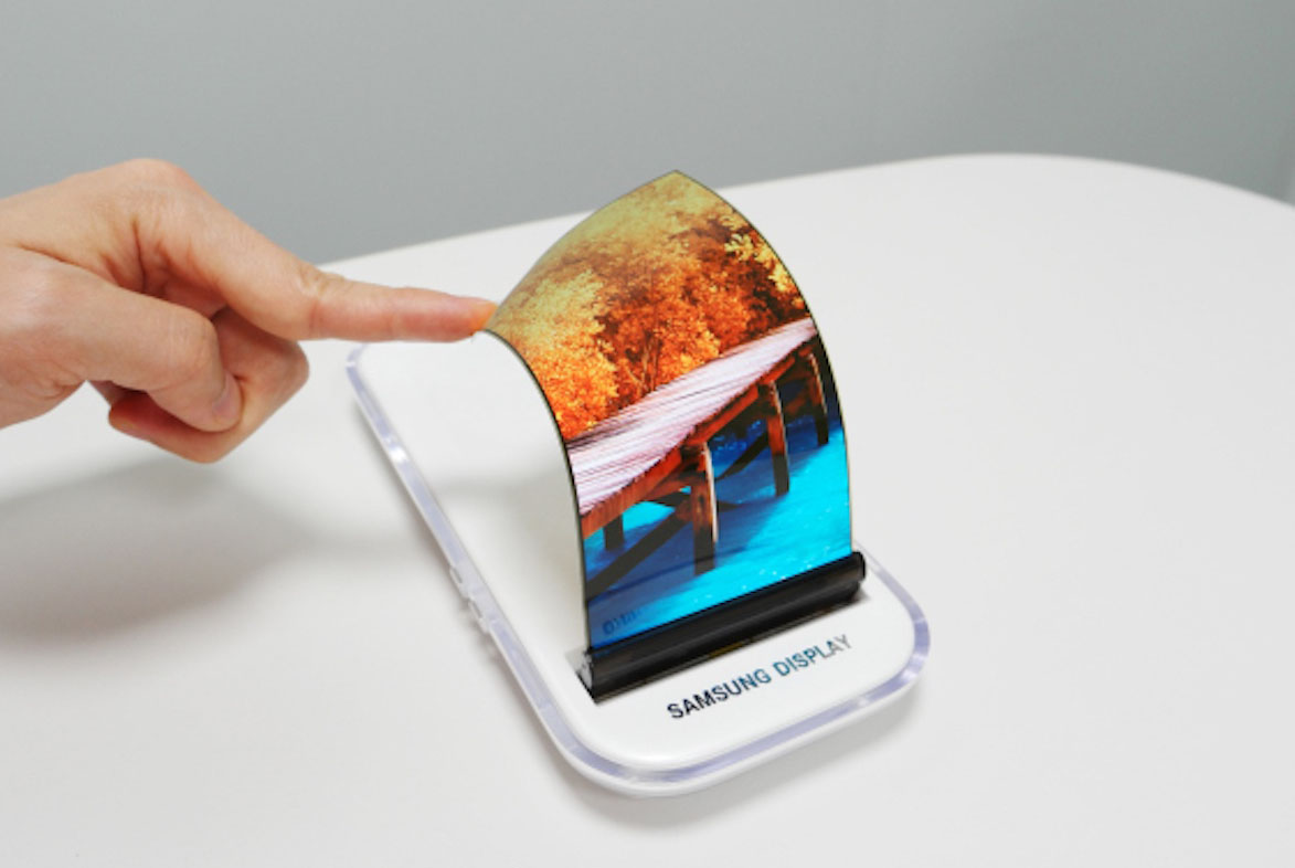 Huawei wants to release the first foldable smartphone before Samsung